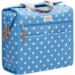 New Looxs Lilly Single 027 - Polka Dot River Blue