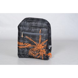 New Look Mondi Backpack - Checker Spider