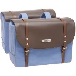 New Looxs Bolzano Double - Canvas Cool Blue